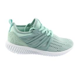 Zöld Bartek bőr talpbetét 55114 Menta sportcipő