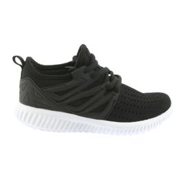 Bartek kožni umetak 58114 Crne sportske cipele