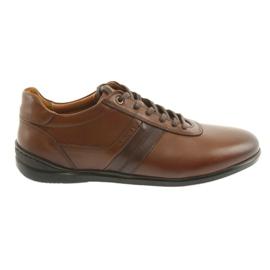 Badura 3707 smeđe sportske cipele