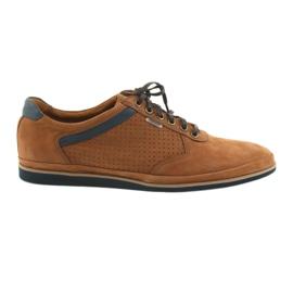 Könnyű Badura 3523 barna sportcipő