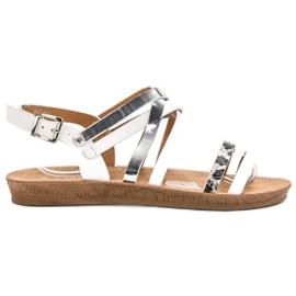Seastar bijela Modne bijele sandale
