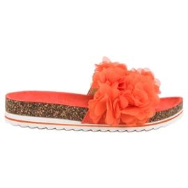 Seastar Modne narančaste papuče narančasta