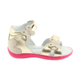 Djevojke sandale - leptir Bartek 51569 zlotys