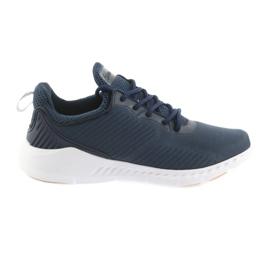American Club mornarica Američke sportske cipele FH08 mornarsko plave boje