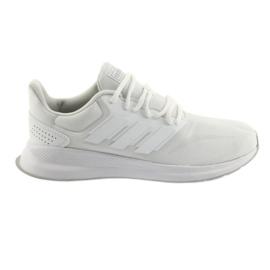 Fehér Adidas Runfalcon M F36211 cipő