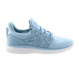 American Club plava Američke sportske cipele FH07 plave