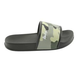 Papuče camo profilirane American Club zelene
