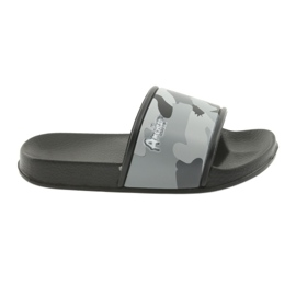 Papuče camo profilirane American Club sive