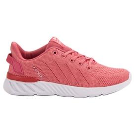 Ax Boxing Lagane sportske cipele roze