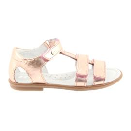 Dječje sandale, ružičasto zlato, Bartek 56016