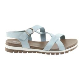 Big Star Udobne sandale plava