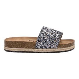 Goodin Modne ženske papuče siva
