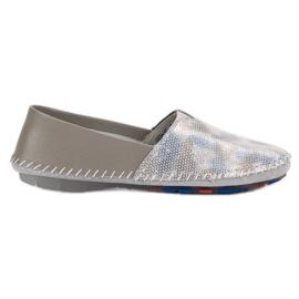 Goodin siva Kožne cipele