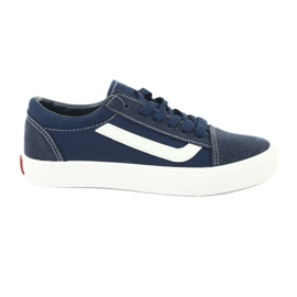 AlaVans Atletico 18081 haditengerészet kötött cipők