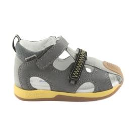 Sandale za dječačke repa Bartek 81772 sive