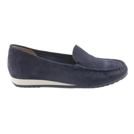 Loafers Caprice 24211 mornarica