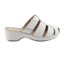 Bijela Ženske papuče Caprice 27350 bijele