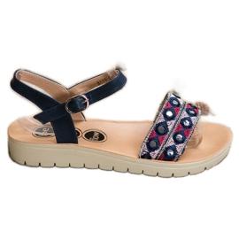 SHELOVET Ležerne sandale