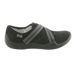 Crna Befado ženske cipele pu - mlade 434D014