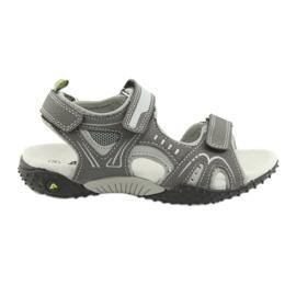 Sandals fiúk American Club RL18 szürke