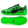 Zatvorene cipele Puma One 19.4 It Jr 105504 04 crno, zeleno zelena