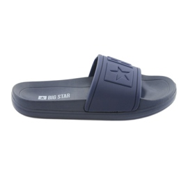 Flip flops Big Star 374155 mornarsko plave boje mornarica