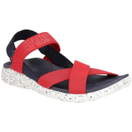 Crvena Sandale 4F W H4L19-SAD002 36S crvene boje