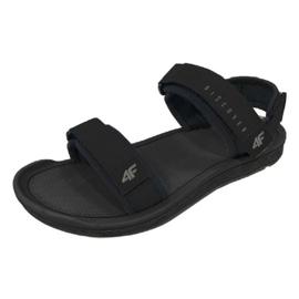 Crna Sandale 4F M H4L19-SAM001 20S crne