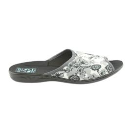 Ženske papuče Adanex 23981 sive