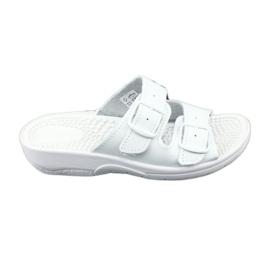 Flip flops fehér egészség Comfooty Nadia