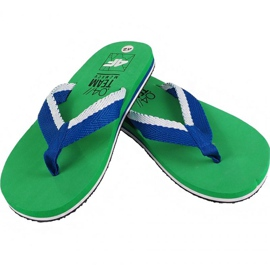 Zelena Papuče 4F M H4L19 KLM002 41S zelene