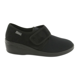 Crna Befado ženske cipele pu 033D002