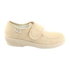 Smeđ Befado ženske cipele pu 984D011