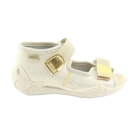 Befado žute dječje cipele 342P003
