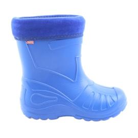Dječje čizme za kišu Befado 162 plava