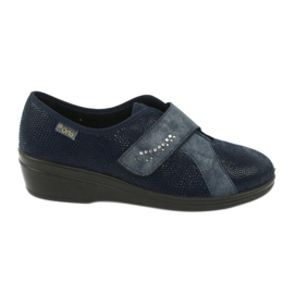 Plava Befado ženske cipele pu 032D001