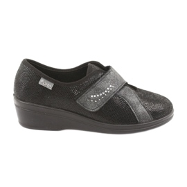 Crna Befado ženske cipele pu 032D002