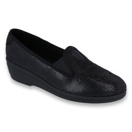 Crna Befado ženske cipele pu 035D002