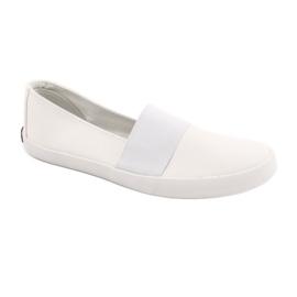 Fehér Cipők női American Club cipők