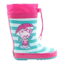 American Club Američke dječje čizme za kišu Kitten