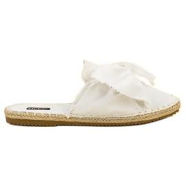 Bijela Ugrađene VICES papuče