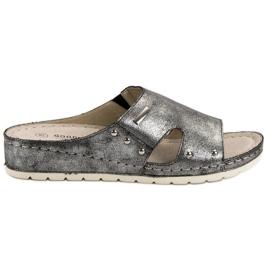 Goodin Udobne papuče siva