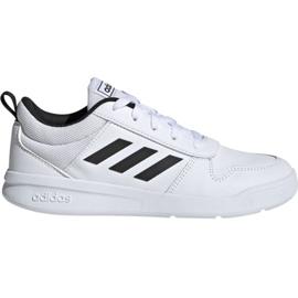 Fehér Adidas Tensaur K Jr. EF1085 cipő