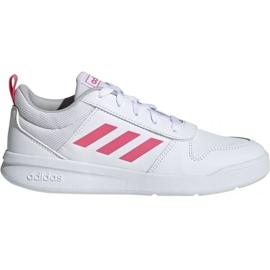 Fehér Adidas Tensaur K Jr. EF1088 cipő