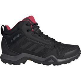 Trekking cipele adidas Terrex AX3 Mid Gtx W BC0590 crna