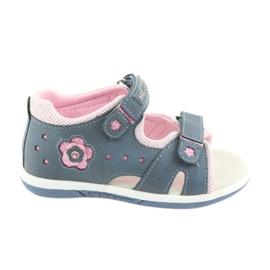 Djevojke sandale traperica American Club DR20