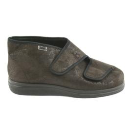 Smeđ Befado ženske cipele pu 986D007