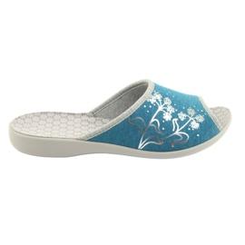 Befado ženske cipele pu 254D102 plava