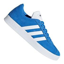 Kék Adidas Vl Court 2.0 Jr F36376 cipő