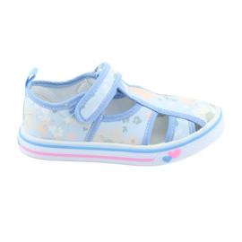 American Club Amerikai cipő gyerekcipővel tépőzáras bőrrel